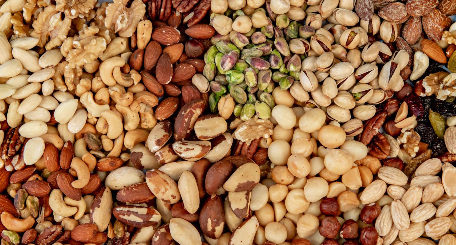 Let's get nuts!